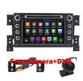 HD 1024*600 Экран Android 5.1 Автомобиль DVD GPS для Suzuki Grand Vitara с GPS МЖК BT Wi-Fi, поддержка 3 Г DVR OBD, 8 Г Карта + Камера