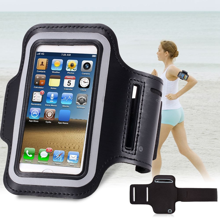 Cellphones & Telecommunications Workout Phone Gym Running Sport Armbands Protective Cover Case For Iphone 6 6 Plus 5s 5c 5 4s 4 High Quality Wholesale Good Taste Armbands