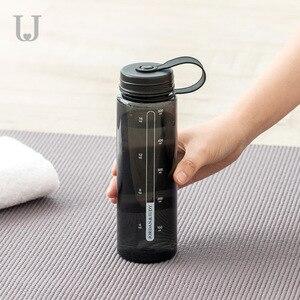 Image 2 - Youpin ירדן & ג ודי 370ML יד פשוט חמוד כוס נייד התנגדות ספורט בקבוק להחליק בידוד ידית קפה תה כוס