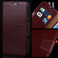 New Arrival Fashion Luxury Business Genuine Leather Holder With Wallet For Samsung Galaxy N7100 Note II