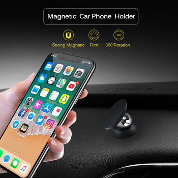 Universal Car Phone Holder Mount Magnetic Cell Phone Car Mobile Phone Holder for Drop Shipping VIP Clinet 360 degrees