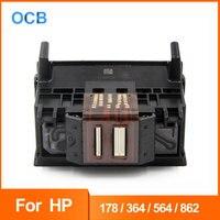 178 364 564 862 564XL 5-слотовая печатающая головка для HP 5520 7510 B8550 B209A C6324 C6340 C6350 D5460 D5463 D5468 C309 принтер