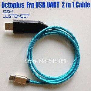 Image 3 - Новый оригинальный кабель Octoplus FRP USB UART 2 в 1, кабель (micro + type c ) EFT UART для FRP Dongle, EFT Dongle для samsung, 2020
