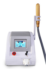 Multi-function tattoo removal pigment remover skin whitening freckle removal facial beauty machine