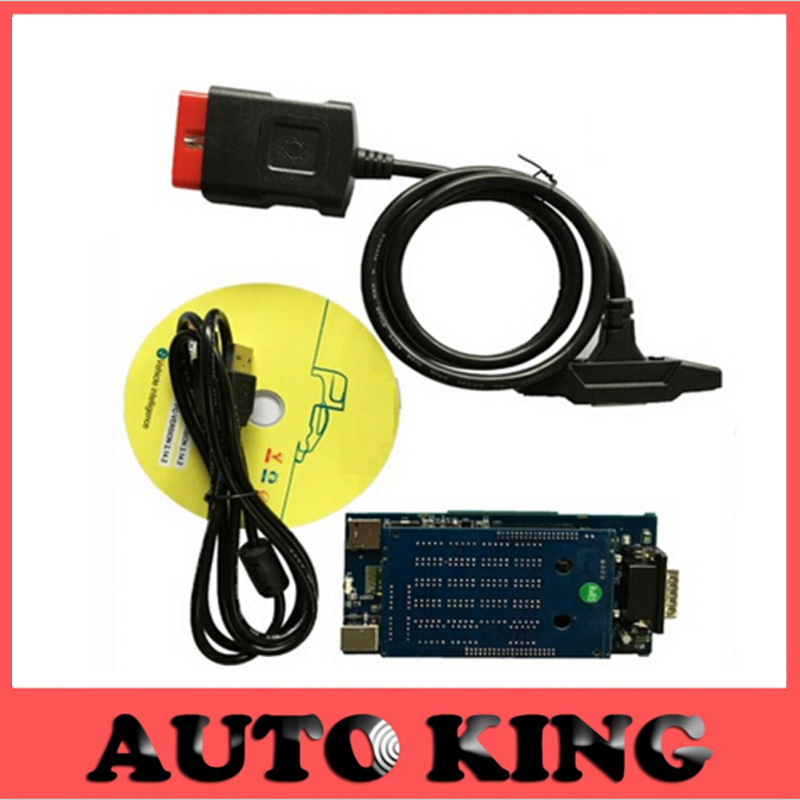 ds cdp TCS CDP PRO plus no Bluetooth version for cars and trucks Auto obd2 scan