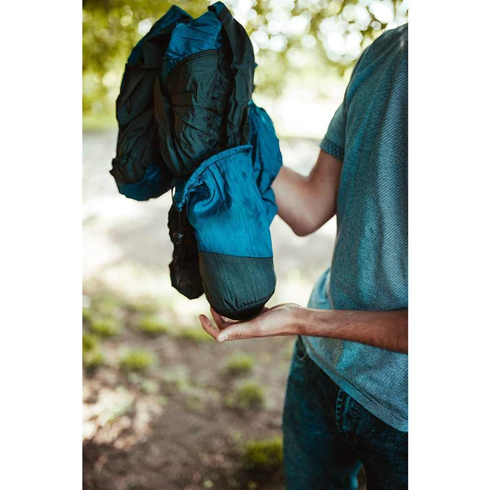2 человека Сверхлегкий Кемпинг гамак с 2 шт ремни для дерева нейлон портативный для сидения Висячие продажи сильный качели хамак