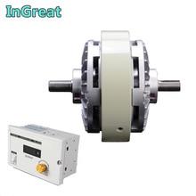 Двойной вал, двойная ось, магнитная муфта, 6 нм, 0,6 кг, DC24V& 3A, ручной регулятор натяжения, наборы для упаковочной печатной машины