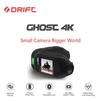 Drift призрак Спортивная экшн камера 4К мотоцикл Велосипедный спорт велосипед крепление шлем Cam с Wi Fi Touch ЖК дисплей экран Bluetooth отдаленных