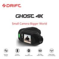 Drift Ghost 4 K экшн Спортивная камера мотоцикл для горного велосипеда шлем Cam с Wi Fi сенсорный ЖК экран Bluetooth пульт дистанционного управления