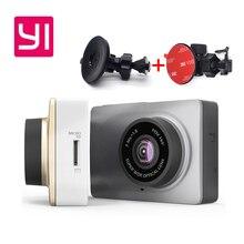 Оригинальный обновления международное издание Xiaomi Yi Smart Автомобильные видеорегистраторы камера Wi-Fi беспроводной xiaoyi ADAS DVR Камера регистраторы 1296 P /1080