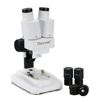 20X and 50X Binocular Stereo Microscope PCB Solder Tool Mobile Phone Repair Mineral Watching Birthday Christmas New Year Gift
