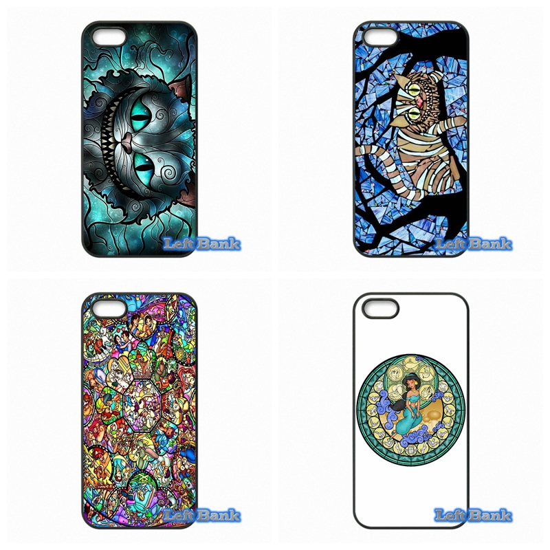 brand new bc6d4 4136a US $4.99 |Stained Glass Ariel Cheshire Cat Phone Cases Cover For Sony  Xperia M2 M4 M5 C C3 C4 C5 T3 E4 Z Z1 Z2 Z3 Z3 Z4 Z5 Compact-in  Half-wrapped ...
