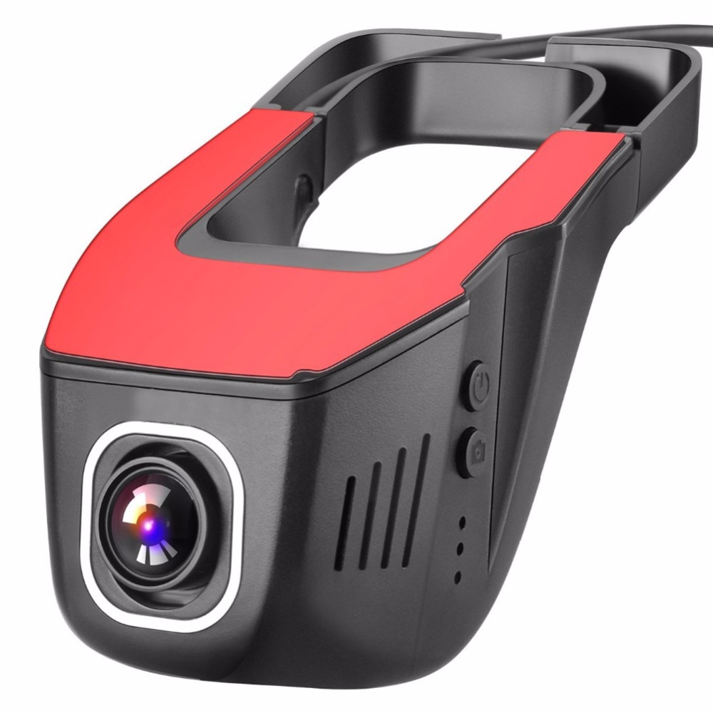 Car DVR Dash Camera 1080P Night Version 12MP Digital Video Recorder Camcorder WiFi Registrator Dash Cam 165 Degree Wide-angle