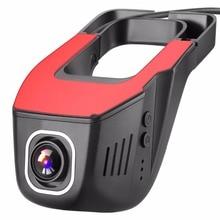Видеорегистраторы для автомобилей тире Камера 1080 P Ночь Версия 12MP цифрового видео Регистраторы видеокамера Wi-Fi регистратор приборная панель камера 165 градусов широкоугольный