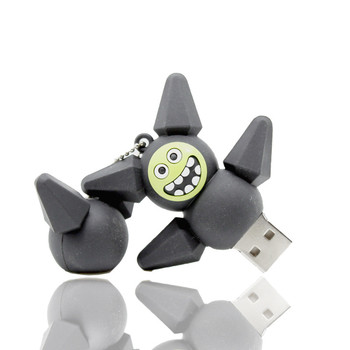 Cartoon Big Hero 6 Baymax USB Flash Drive 4GB 8GB Pen 32GB 16GB 2.0 Memory Stick Card Disk Pendrive Gift