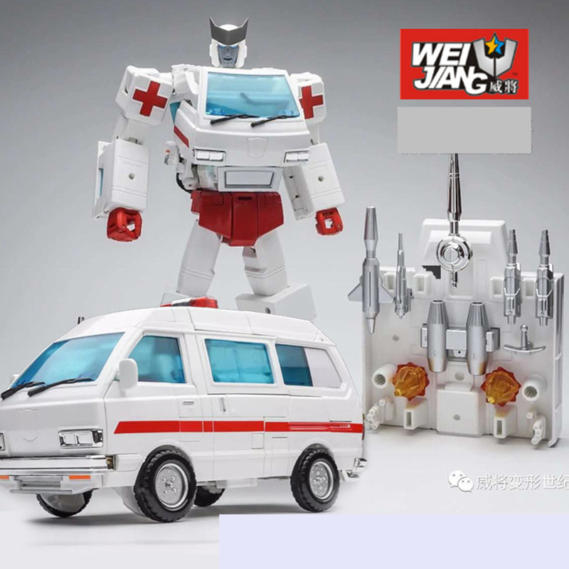 G1 Transformation Ratchet Oversize MPP30 MPP 30 TF Alloy Metal Enlarge MP30 MP 30 ambulance Leader