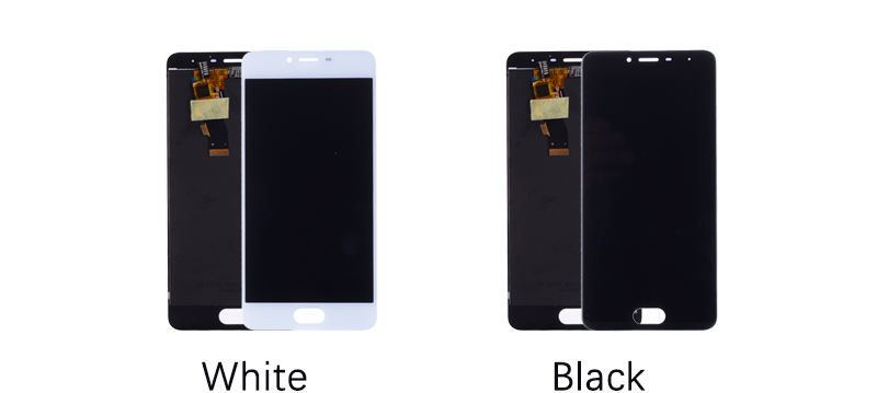5.0 Black White Original M3S Mini LCD For MEIZU M3S Display Touch Screen with Frame M3 S LCD Screen Y685H Replacement (6)