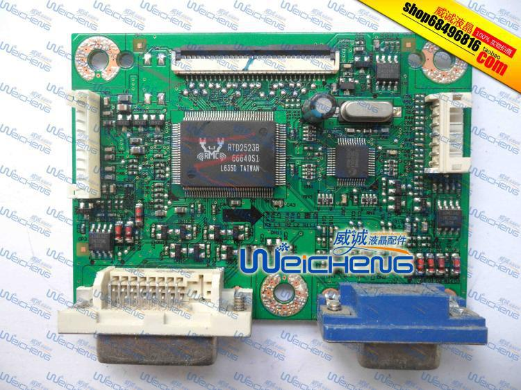 Free Shipping>PTFBAE-19R logic board 4H.L1C01.A33 driver board / motherboard (DVI)-Original 100% Tested Working
