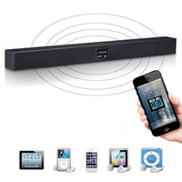 Home 5.1 Echo Wall Multimedia Bluetooth Audio Living Room Wall Mount Computer TV Speaker Audio Cable U Disk Input MP3 Subwoofer