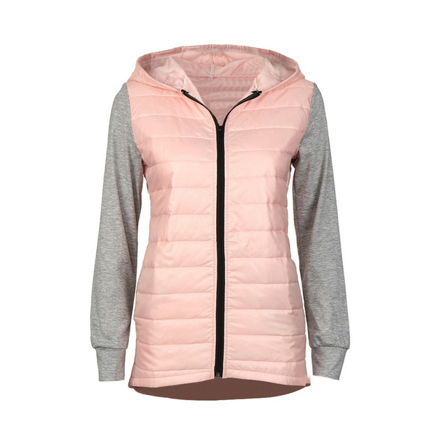 Best Price Women Hooded Winter Warm Down Parka Jacket Coat Women's Fashion