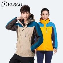 PARGO Outdoor Jacket Lovers Softshell Jacket Men women Waterproof Outdoor Sportswear Lovers Windbreaker For Cycling M6057 W6059