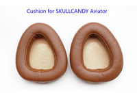 Replace Cushion Replacement Cover For Skullcandy Roc Nation Aviator Mic3 Headphones Headset Nondestructive Quality Fur Earmuffs