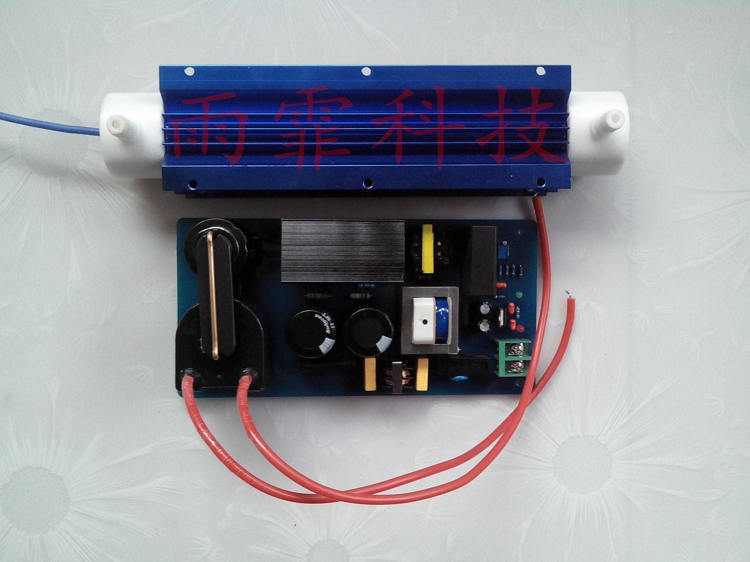 220V10g générateur d'ozone plaque d'alimentation 150 W réglable Protection contre les surintensités et les surtensions accessoires de Machine à l'ozone