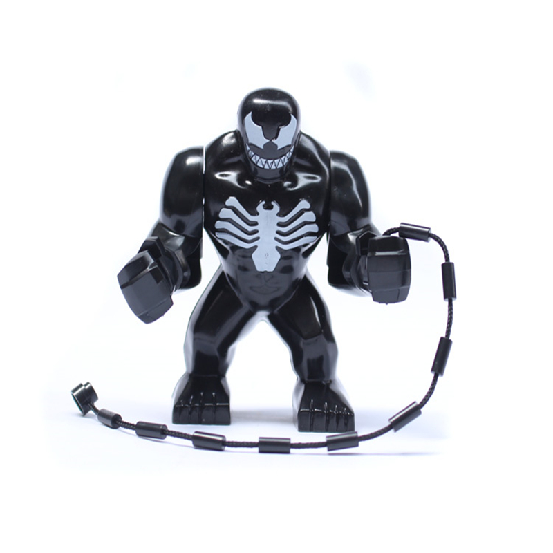 gift Big Venom See size with a Lego Minifigure