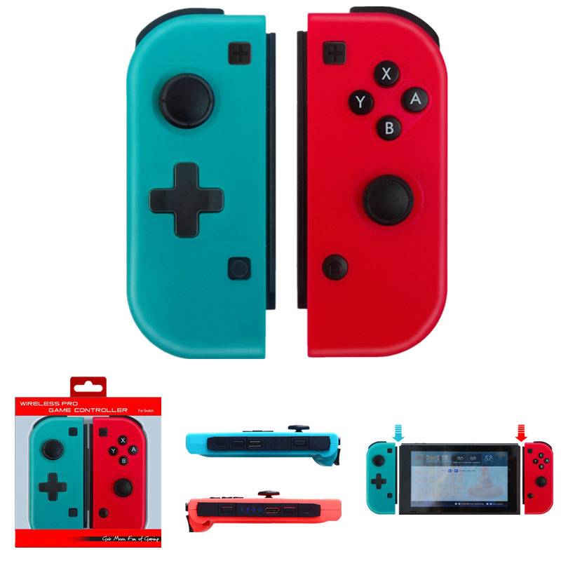 Wireless Bluetooth Pro Gamepad Controller For Nintend Switch Console Gamepads Controller Joystick For Nintendos switch joy