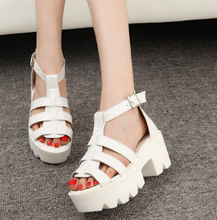2016 Summer Women Flip Flops Women's Sandals Hot Fashion Solid Shoes Black White 2 Color Womens Flats Drop Shipping Sandals