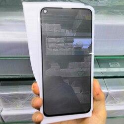 Przyciemniana osłona ze szkła hartowanego dla Huawei Nova 3 3i 4 4E 3E P30Lite P20 Lite szkło Film Anti-Glare