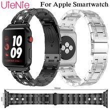 Для apple watch 40 мм 44 38 42 frontier/классические Смарт часы