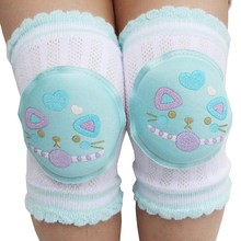 1 Pair baby WEIXINBUY knee pad kids safety crawling elbow cushion infant toddlers baby leg warmer kneecap support protector 1 pair newborn infant baby boy girl safety crawling elbow cushion toddlers knee pads protector