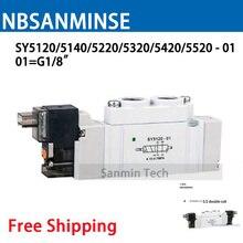 Buy  lot SMC Similar Type Solenoid Valve Sanmin  online