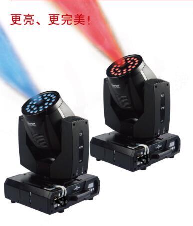Раша новые Мощность светодиодный машины тумана 24 шт. * 5 Вт RGBA светодиодный Moving головной дым машина этапе специальный эффекты пожарной машин...