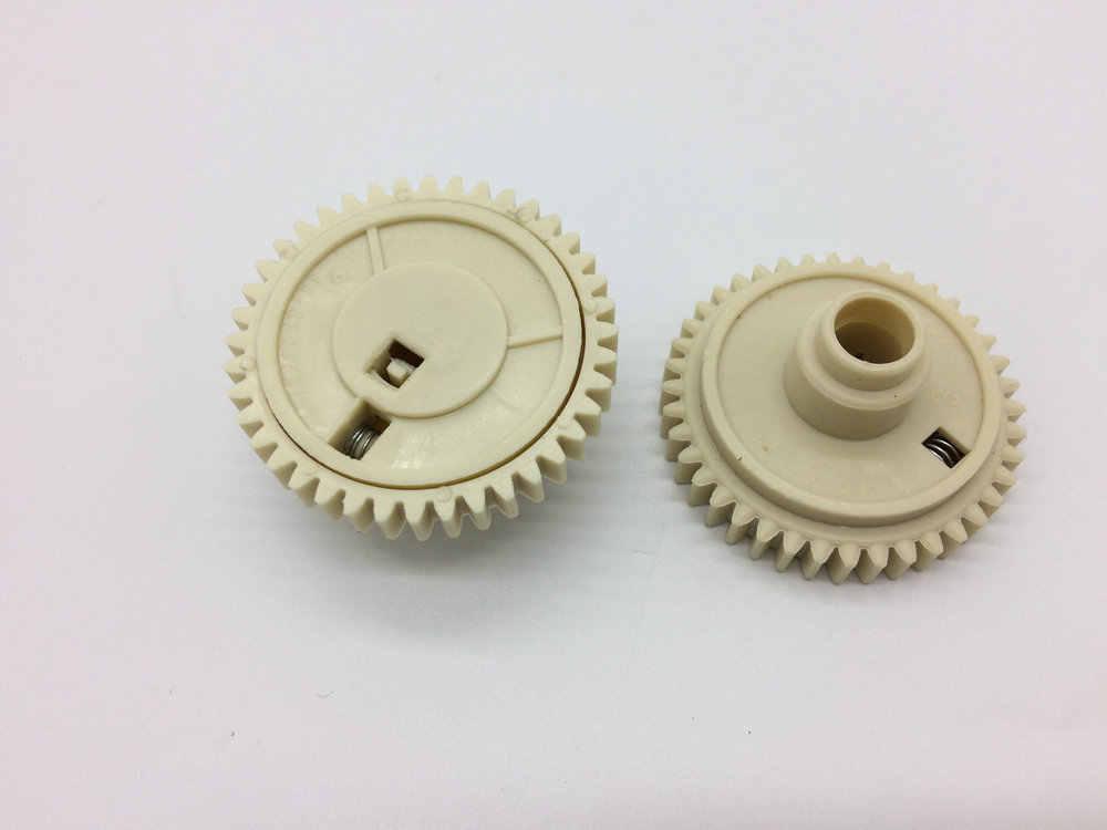 1 PC Fuser Gear untuk HP 4250 4300 4350 4345 RC1-3325-000 RC1-3324-000