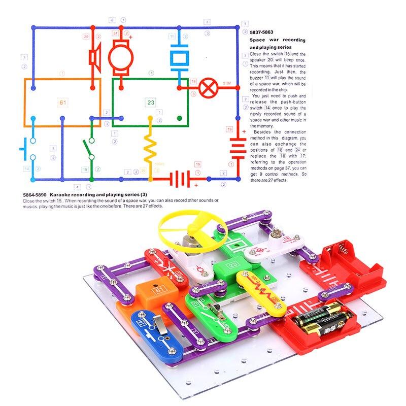 Charmant Einfache Elektronische Schaltungen Mini Projekt ...