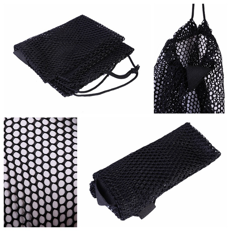 Quick Dry Swim Diving Drawstring Bag Water Sports Snorkelling Packing Net Bags Pool Swimming Accessories Swimming Storage Bag