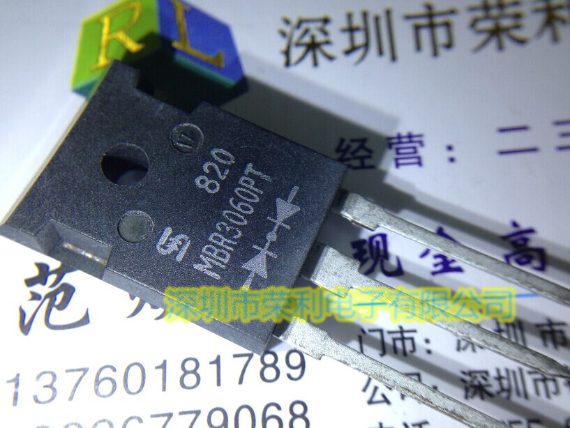 Free shippin 10pcs/lot MBR3060PT MBR3060 TO247 TSC Rectifier Schottky new original free shipping 5pcs lot 40cpq100 schottky diode new original