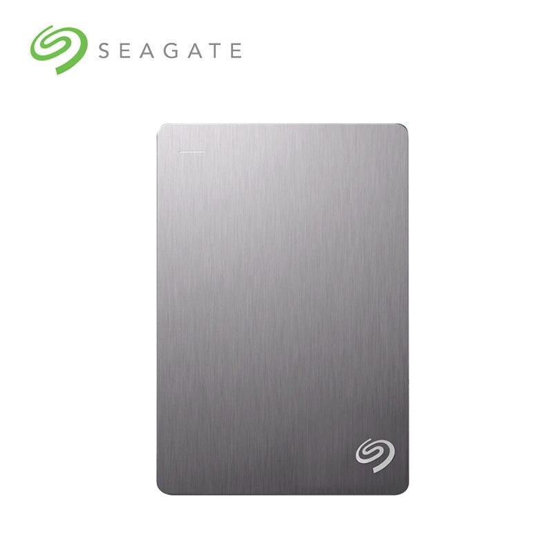 Computer & Büro Externe Festplatten Seagate 4 Tb Backup Plus Slim Hdd Externe Festplatte 4 Tb Usb 3.0 2,5 tragbare Festplatte Für Desktop Latop Lagerung