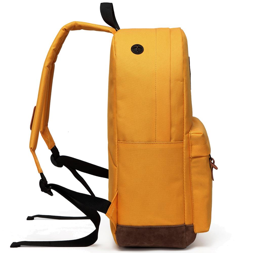 VASCHY Mochila Escolar Water Resistant Rucksack Teenage School Bag 3