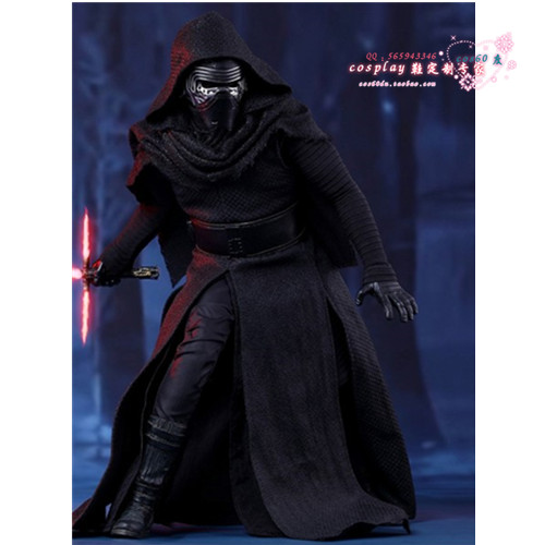 NEW Deluxe Star Wars The Force Awakens KYLO REN Boots Shoes Cosplay Fancy Dress  Halloween Carnival Party Costume