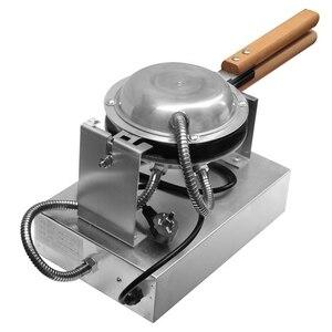 Image 5 - 110V 220V מסחרי חשמלי ביצת בועת ופל יצרנית מכונת Eggettes פאף עוגת ברזל יצרנית מכונה בועה ביצת עוגה תנור
