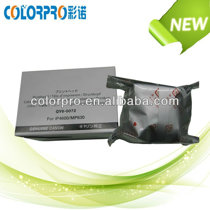 1 piece Remanufactured QY6-0072 printhead for canon pixma IP4600 IP4700 MP630 MP640