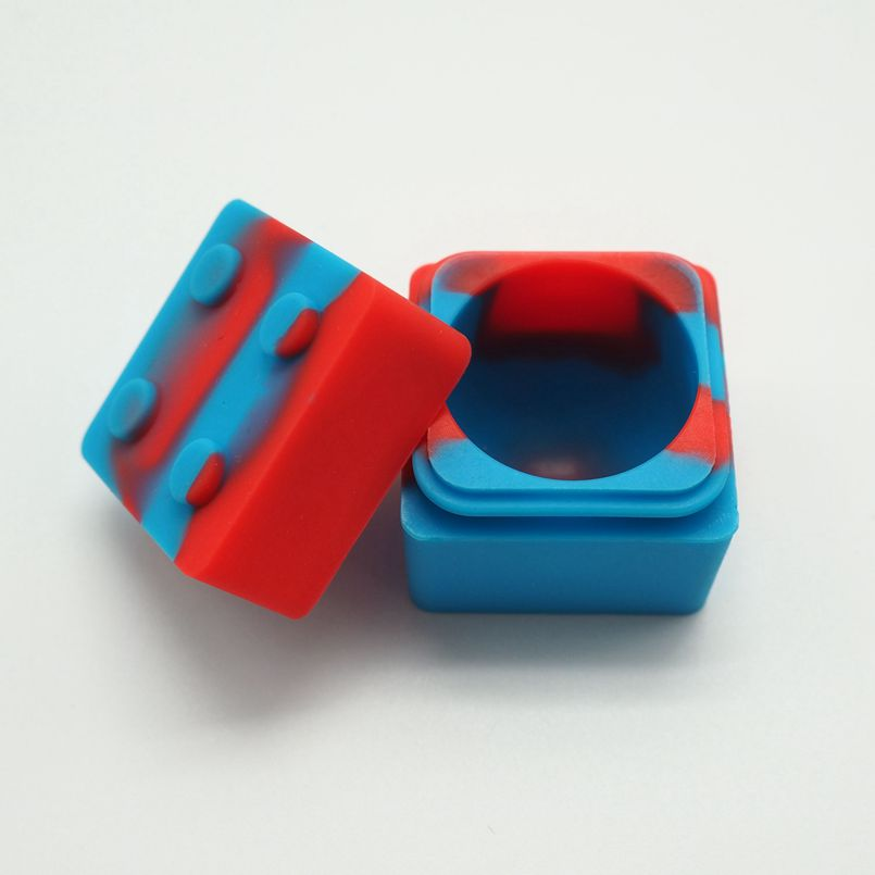 silicone small square container (11)