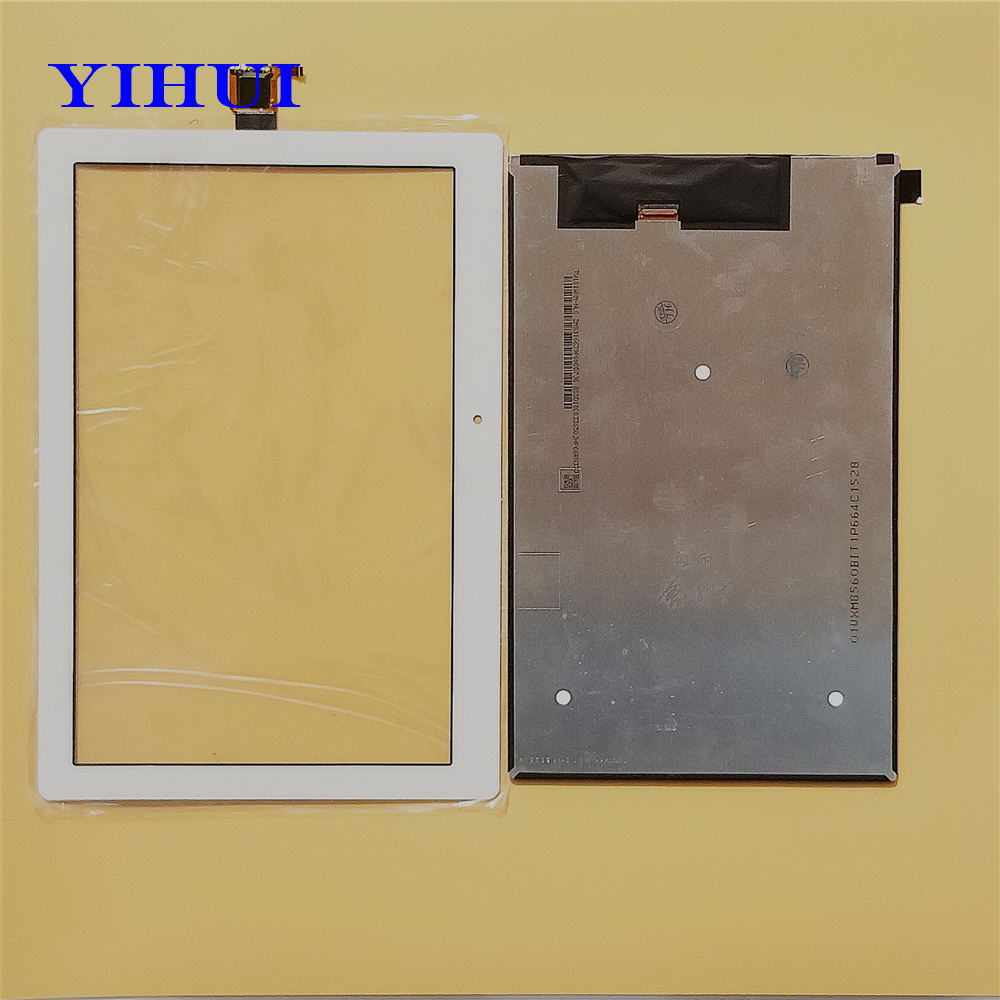 YIHUI 10.1 inch For Lenovo Tab 2 A10-30 YT3-X30 X30F TB2-X30F TB2-X30L A6500 Touch Screen Digitizer + LCD Display Repair Part new 10 1 inch tablet case for lenovo tab 2 a10 30 yt3 x30 x30f tb2 x30f x30 replacement lcd display touch screen panel assembly
