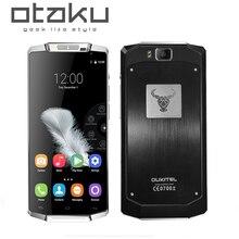 "Original Oukitel MTK6735P K10000 1.0 GHz Quad Core 5.5 ""1280*720 de Pantalla Android 5.1 2 GB/16 GB 10000 mAh Batería 4G LTE Smartphone"