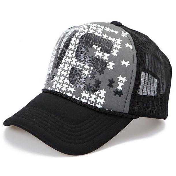 2b14cc58fbf60 gorras hombre Verano de Malla Gorra de béisbol Casquillo Del Camionero Net  Hip Hop Snapback Visera casquillo de Los Hombres Sombreros de Sun Para Las  ...