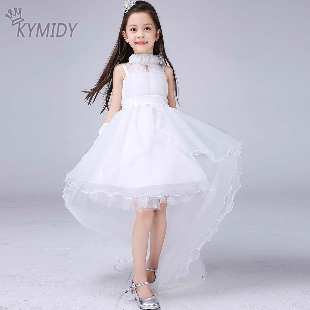 Подробнее о 2017 Spring Mermaid Wedding Dresses for Girls Princess Party Costumes Flower Girl Dress Kids Clothes Pearls Children Clothing zika new children puff dress little girl clothing summer flower princess costumes kids dresses for girls wedding party 3 8y