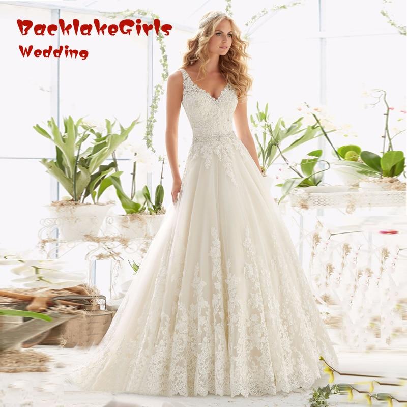 Großartig Benutzerdefinierte Brautkleider Online Bilder ...